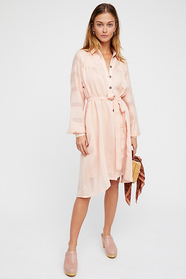 Slide View 1: Great Escape Shirt Dress