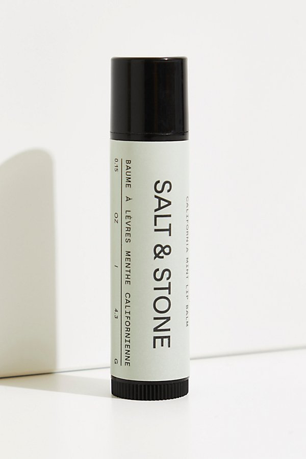 Slide View 2: Salt & Stone California Mint Lip Balm