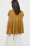 Thumbnail View 2: Your Girl Pleated Blouse