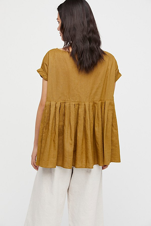 Slide View 2: Your Girl Pleated Blouse