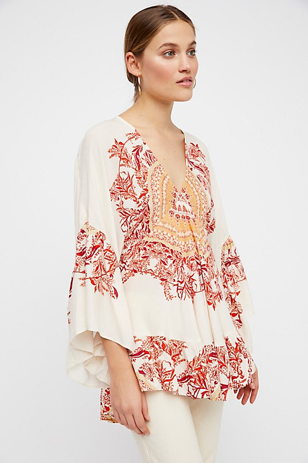 Slide View 1: Sunset Dreams Printed Tunic