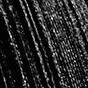 Black Slinky Rib