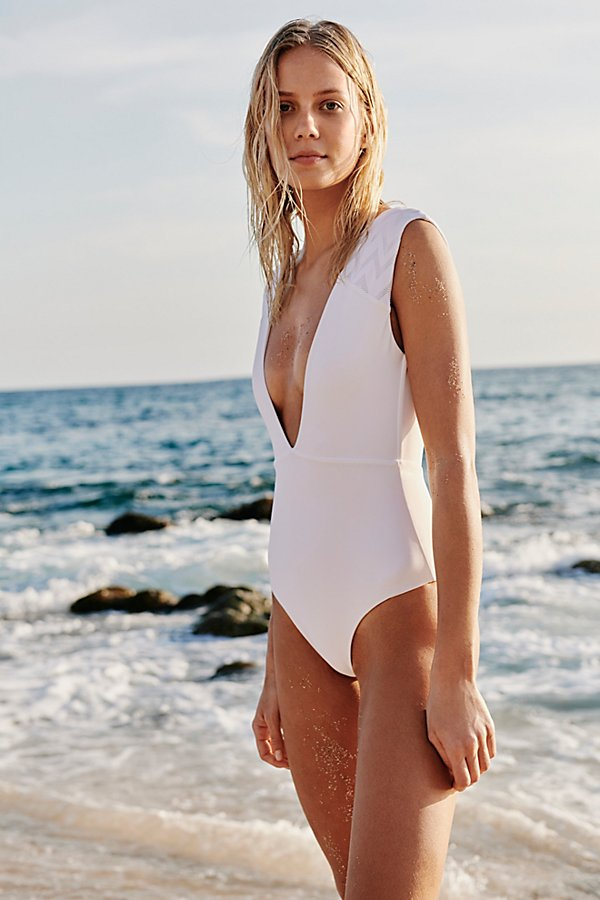 Slide View 1: Eden One-Piece Swimsuit
