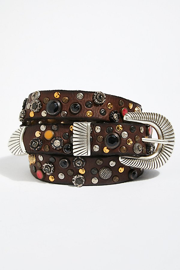 Slide View 2: Ibiza Embellished Belt