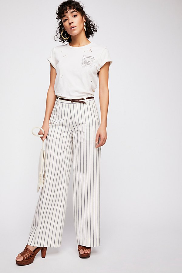 Slide View 1: Extra Wide Tailored Pants