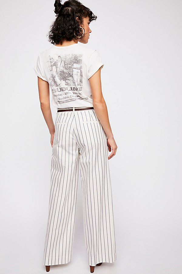 Slide View 2: Extra Wide Tailored Pants