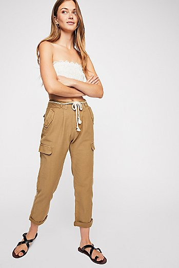 Safari Cargo Trousers