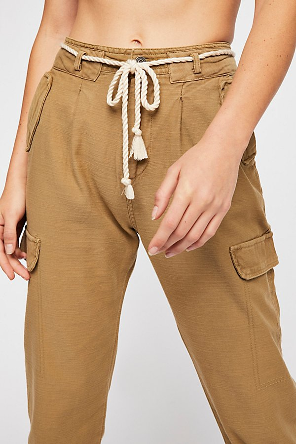Slide View 3: Safari Cargo Trousers