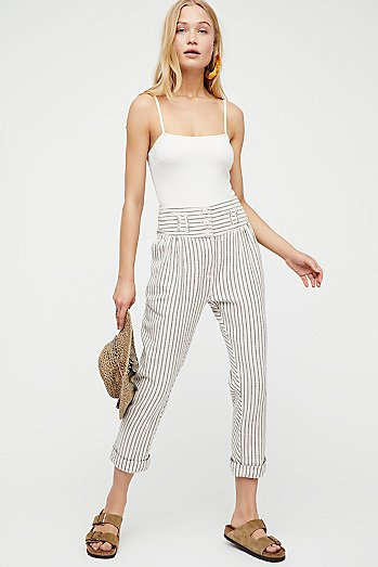 Rumors Textured Harem Pant