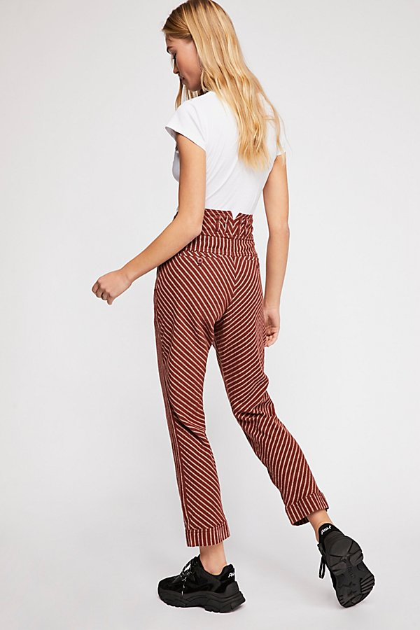 Slide View 2: Rumors Textured Hareem Trouser