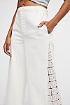 Thumbnail View 4: Lacey High Rise Wide Leg Pants