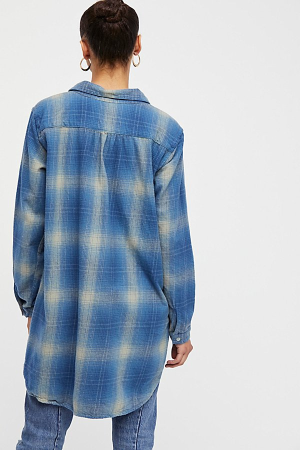 Slide View 2: Ash Flannel Tunic