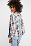 Thumbnail View 3: Sasha Flannel Buttondown