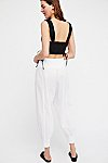 Thumbnail View 3: True Romance Embroidered Balloon Pant