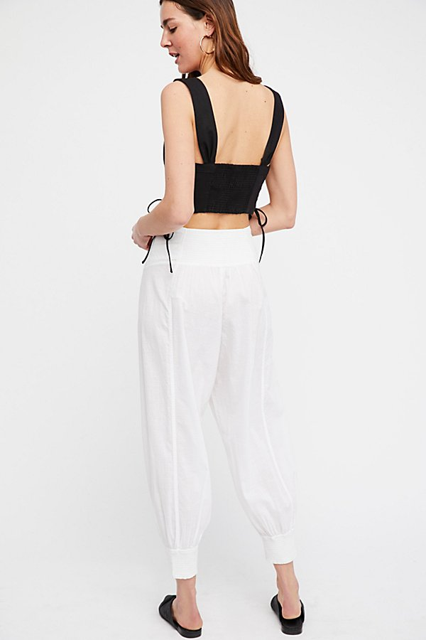 Slide View 3: True Romance Embroidered Balloon Pant