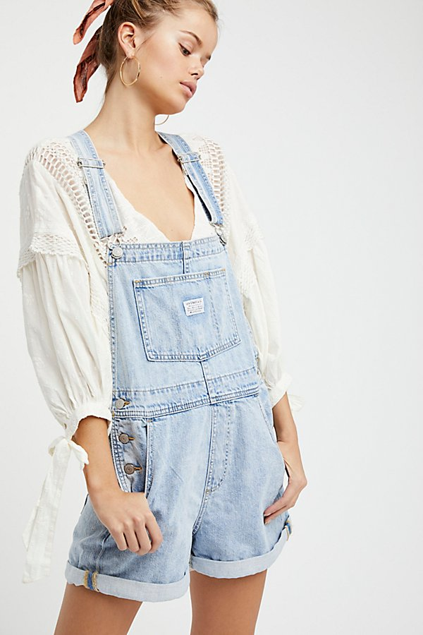 Slide View 1: Levi's Vintage Shortalls