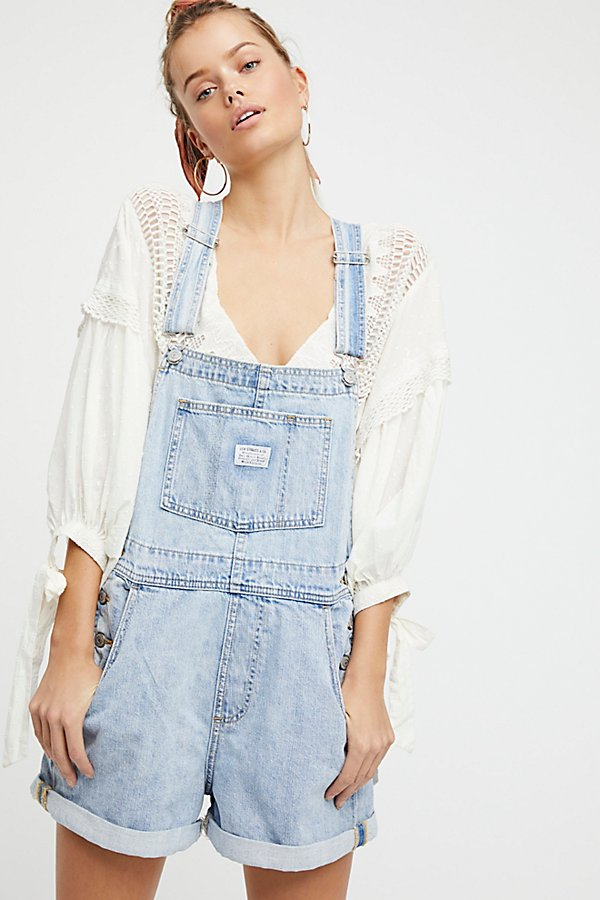 Slide View 3: Levi's Vintage Shortalls