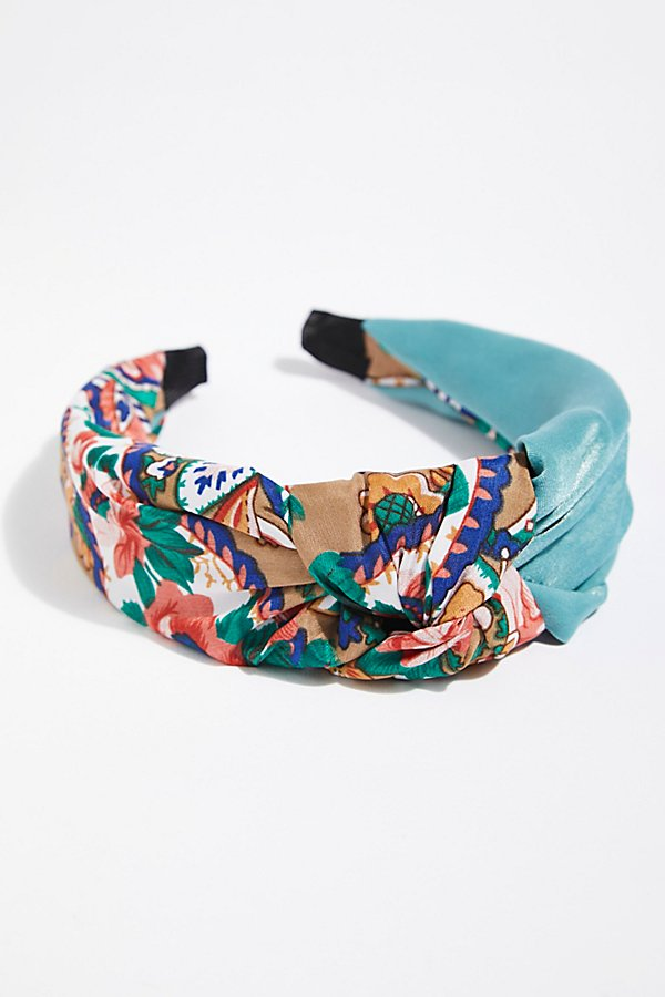 Slide View 2: Scarf Print Headband