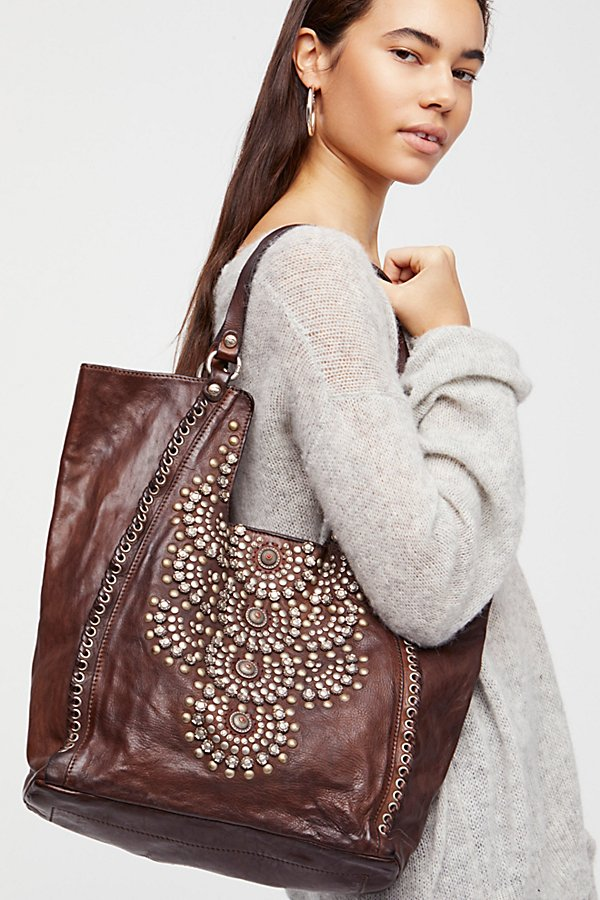 Slide View 1: Cagliari Embellished Hobo