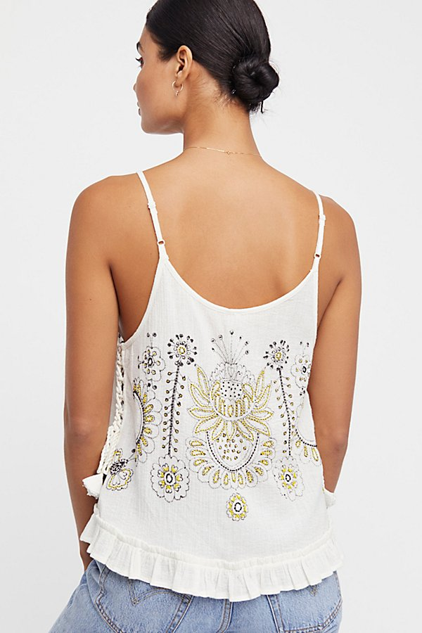 Slide View 3: Bumble Bri Embroidered Tank Top