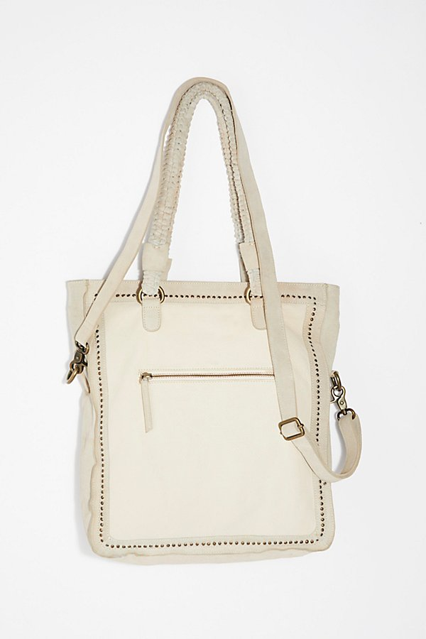 Slide View 3: Farrah Leather Tote