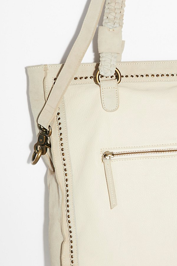 Slide View 4: Farrah Leather Tote