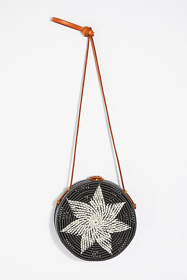 Slide View 4: Lovina Straw Crossbody