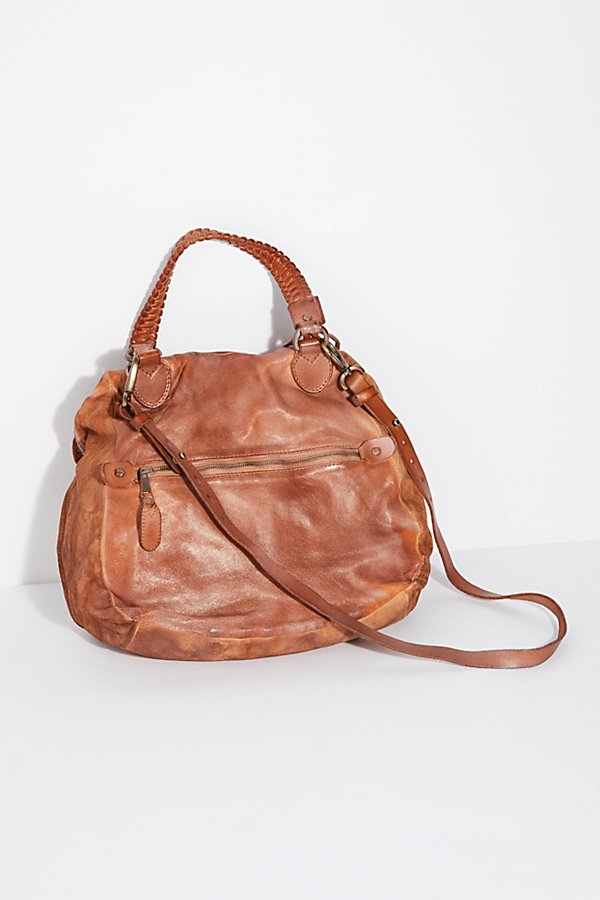 Slide View 4: Venice Distressed Tote