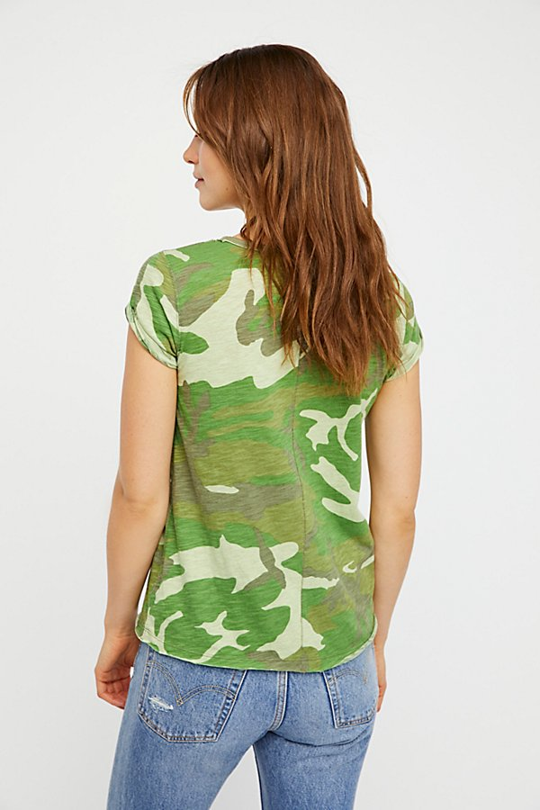 Slide View 2: We The Free Camo Clare Tee