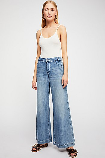 Sydney Denim Trouser