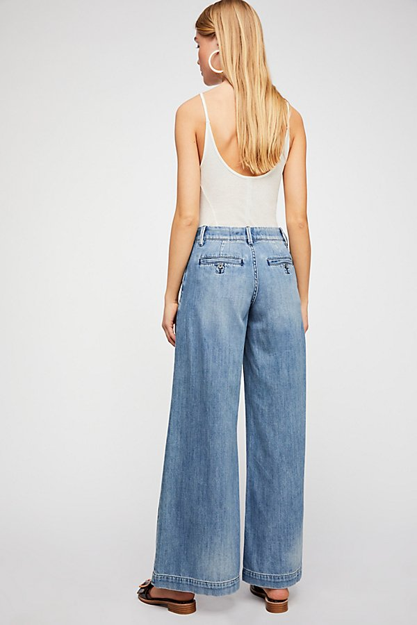 Slide View 2: Sydney Denim Trouser