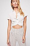 Thumbnail View 3: Lust For Life Stripe Top