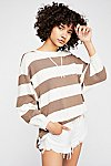 Thumbnail View 1: Surfin' On Your Stripes Jumper