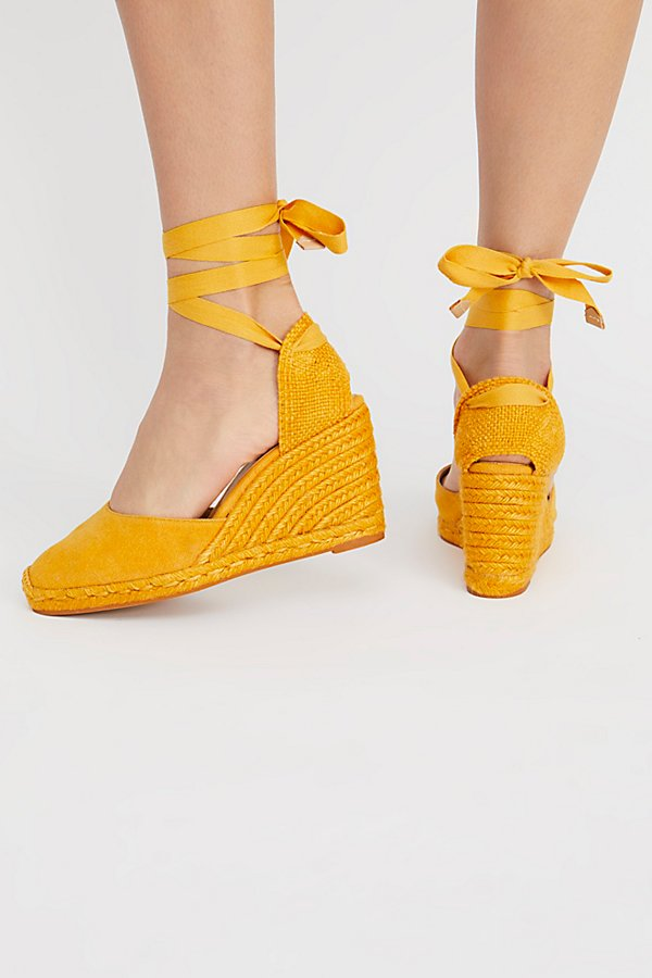 Slide View 4: Carina Espadrille Wedge