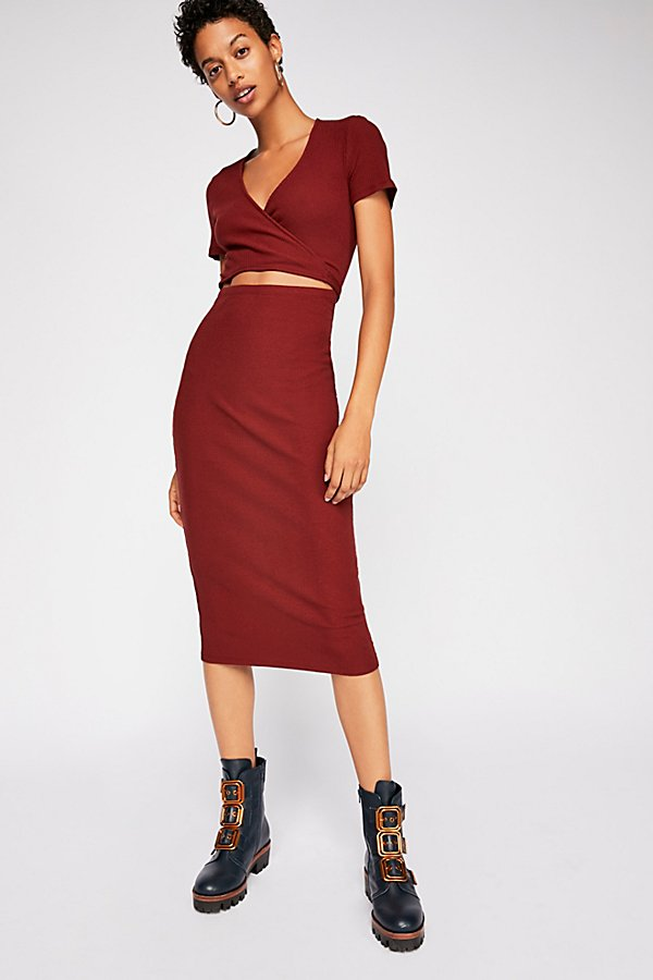 Slide View 1: Vroom Vroom Midi Dress