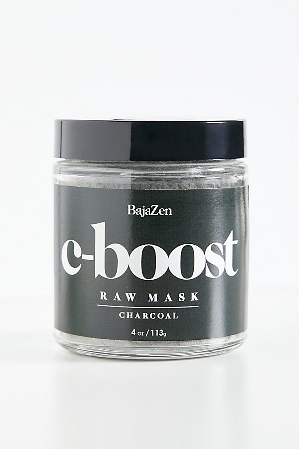 Slide View 1: BajaZen Raw Charcoal Mask