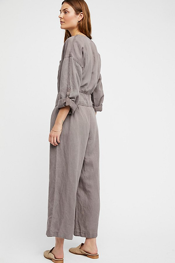 Slide View 4: Something About You Drapey Jumpsuit