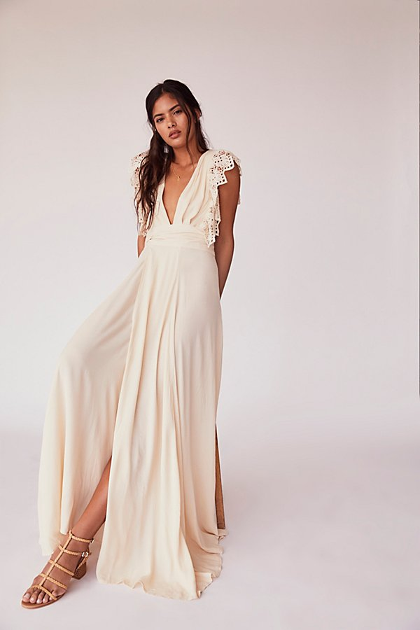 Slide View 2: Poppy Wrap Maxi Dress