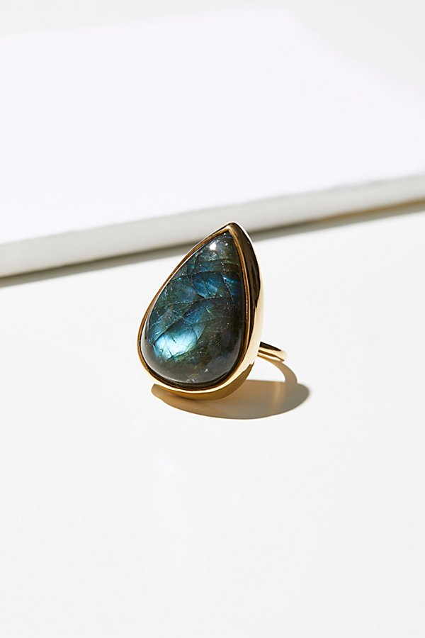 Slide View 1: Good Girls Revolt Labradorite Ring