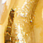 Labradorite / Champagne Crystal