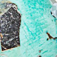 Turquoise / Sea Blue Crystal