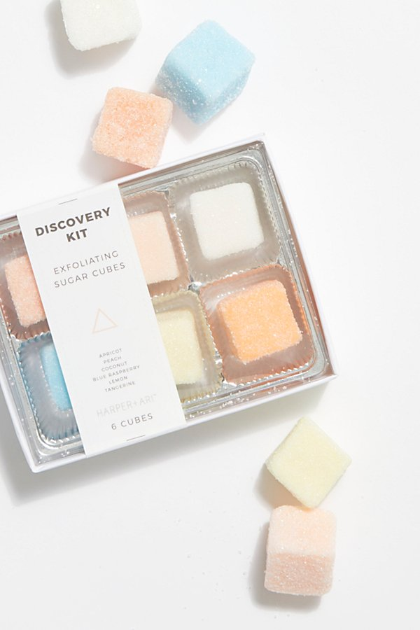 Slide View 1: Harper + Ari Exfoliating Discovery Kit