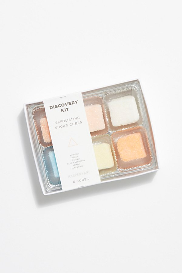 Slide View 2: Harper + Ari Exfoliating Discovery Kit