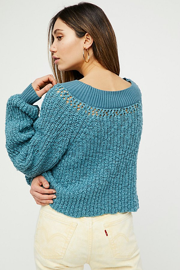 Slide View 2: Pandora's Boatneck Sweater