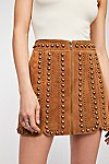 Thumbnail View 3: Stud Mini Skirt