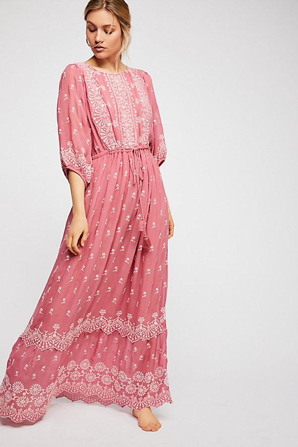 Slide View 1: Cecily Maxi Dress