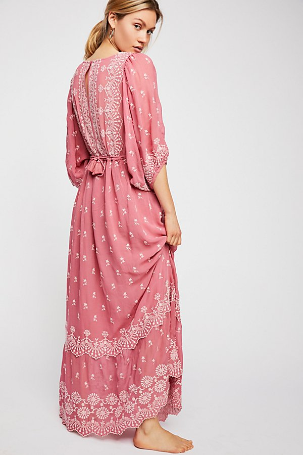 Slide View 2: Cecily Maxi Dress