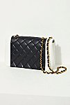 Thumbnail View 3: Vintage Chanel Black and White Quilted Crossbody