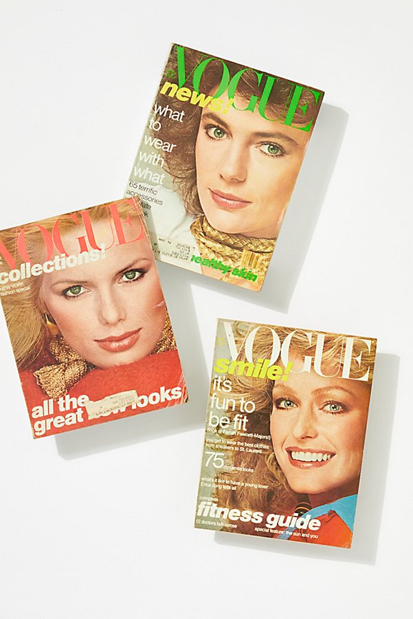 Slide View 1: Vintage 1970s Vogue Collection