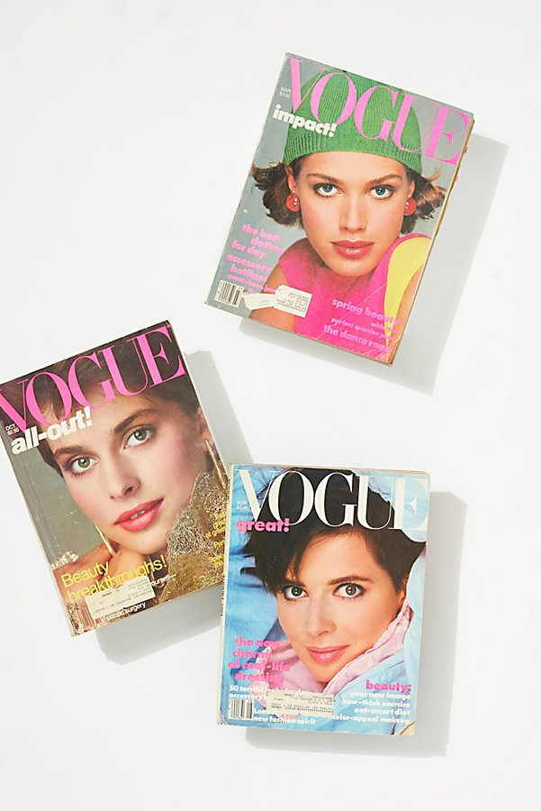 Slide View 1: Vintage 1980s Vogue Collection